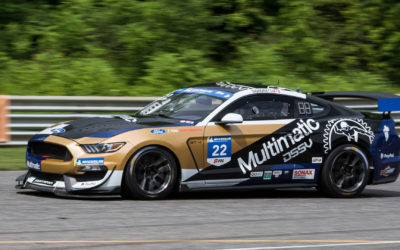 Zachary Vanier to join Multimatic's young Canadian talent roster for CTMP race
