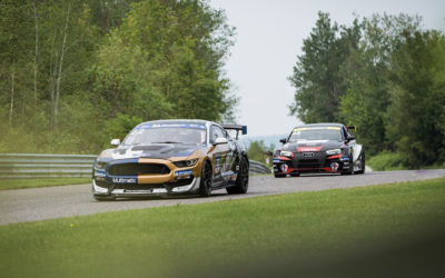 A pair of SCCC wins for the Ford Mustang at Calabogie