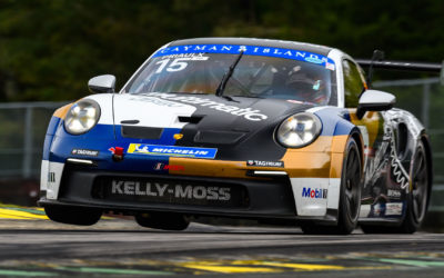 Priaulx extends Porsche Carrera Cup lead with peerless performances at VIR